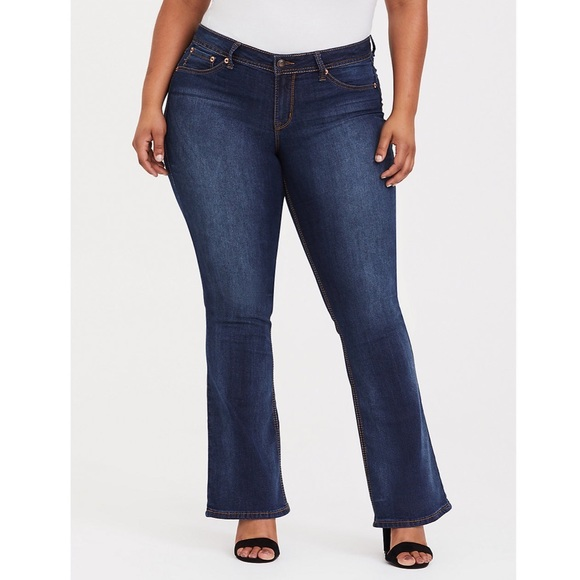 torrid Denim - Torrid Slim Boot Cut Jean Medium Wash 22S NWT